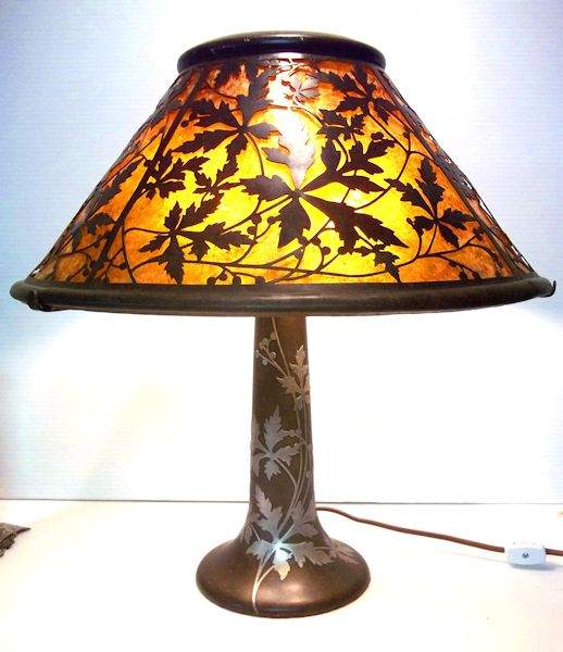 Woodbine Table Lamp 5503B
