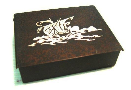 "Viking"" Cigarette Box 4081"