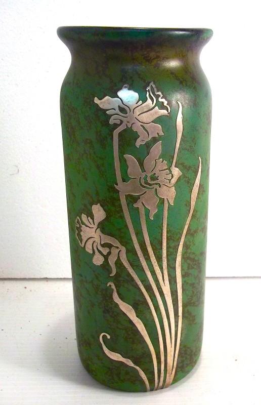 Heintz Collector Heintz Art Metal David Surgan Daffodil Vase 3846